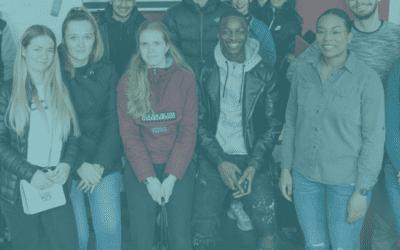 Studenten van ROC Amsterdam College Centrum kunnen vanaf nu Sterk aan het werk!