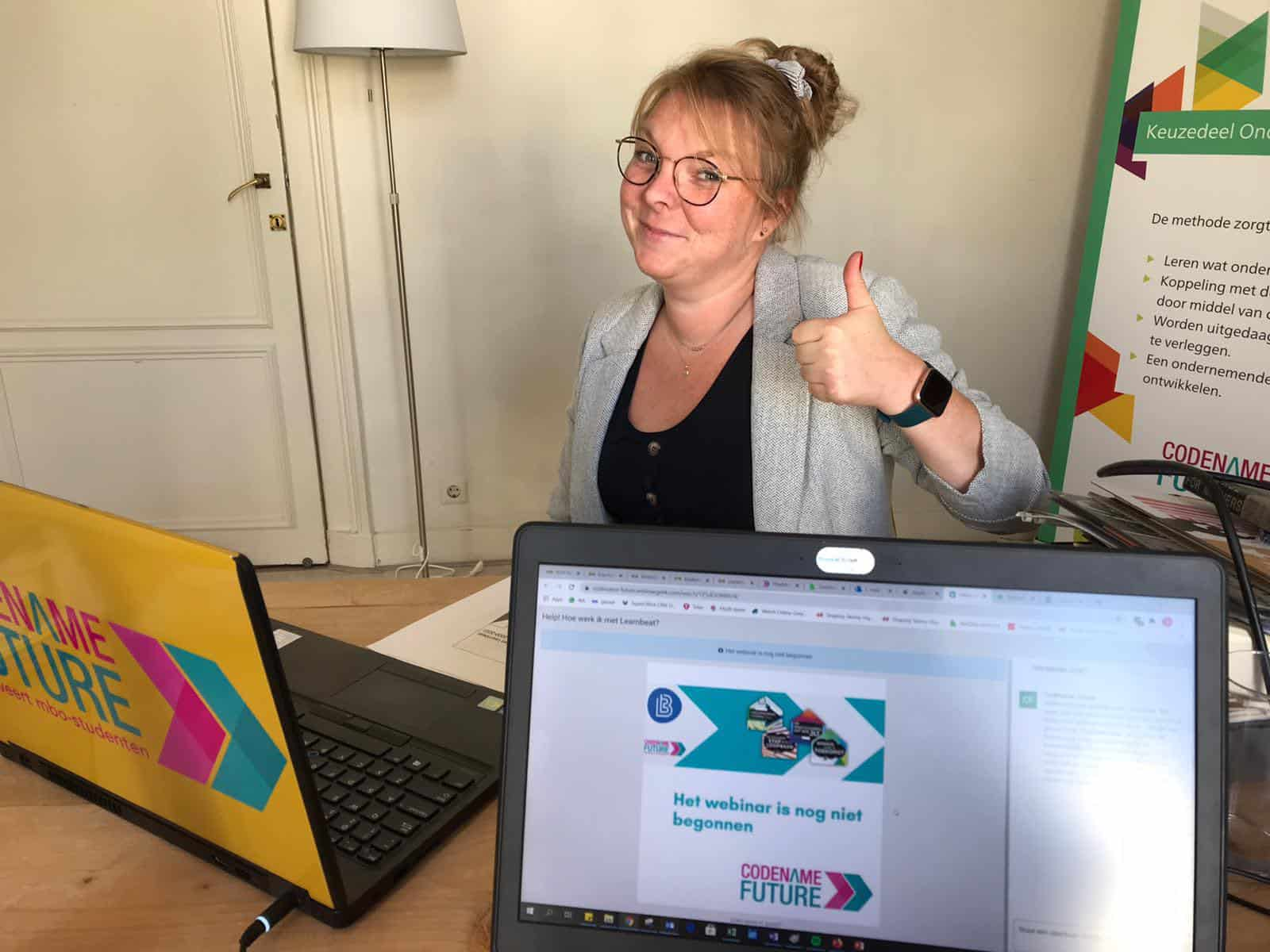 Loopbaan - burgerschap - ondernemend gedrag - nederlands - mbo - webinars